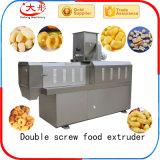 Automatic Twin Screw Extruder Food Snacks Machine
