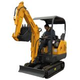 World Brand Small Excavator for Sale