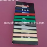 Various Sizes Colored Blank Tie Clip/Tie Pin/Tie Bar