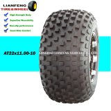 Motorcycle Spare Parts ATV Tyre and Wheel 22X11.00-10