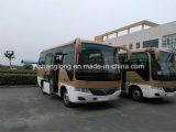 6.6 Meters 20-28 Seats Passenger Van with Cummins Engine
