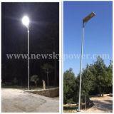 Environmentall Friendly Integrated 60W LED Solar Street Light/Garden Light/Outdoor Lighting