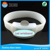Debossed Logo with Coloring Silicon Wristband/Hand Band/Silicone Wristband