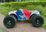 2.4G 1/10th High Speed RC Car with 4 Wheels