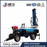 DTH Small Water Well Drilling Machine for Borehole