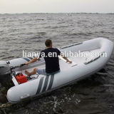 Liya Price of Rubber Boats 4m 5.2m Inflatable Pontoon Boats