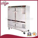 Double Doors Electric-Heating & Steam-Heating Rice Steamer (RS-24B)
