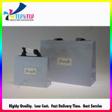 Promotional Paper Carrier Gift Bag with Cotton Handle