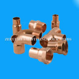 Solder Joint Copper Pipe Fittings for Refrigeration