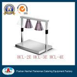 HCl-2e 2-Head Warming Lamp (economical)
