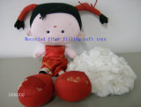 Recycled Fiber 15 Hcs Filling Soft Toys