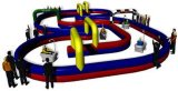 Good Price Inflatable Race Track Inflatable Race Game Js1224-2