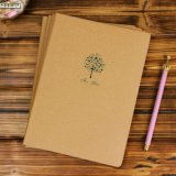 Kraft Paper Cover Exercise Book