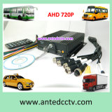 4CH 720p Video Recording Car DVR for Bus Security