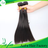 Hot Sale Remy Indian Human Hair Weft for Woman