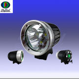 10W Defled Al Alloy Housing LED Flashlight (DFF-T610WDZ5-)