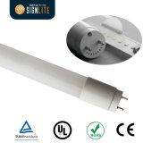 TUV UL 0.6m/1.5m 9W/22W 130lm/W 1.2m 18W SMD2835 White T8 LED Tube Light / LED Tube