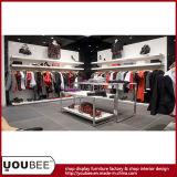 Fashion Shopfitting, Display Stands/Racks for Ladie's Clothing Shop Interior Design