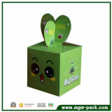 Cheap Christmas Eve Green Paper Gift Box