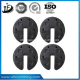 OEM/Customized Sand Casting Iron Weights for Gazebos and Tents