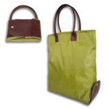 Reusable Foldable Promotion Nylon Shopping Bags