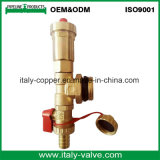 Hot Selling Ce Brass Forged Air Vent Ball Valves (IC-3078)