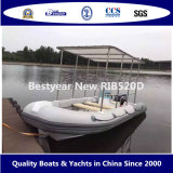 Bestyear Rigid Inflatable Boat of Rib520d
