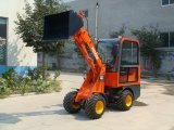 Multi-Function Europe Style Mini Loader (HQ908) with CE