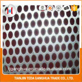 Customer′s Requirement for Perforated Metal Sheet