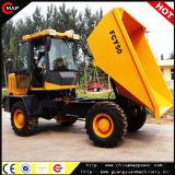 Fcy50 4WD Hydraulic Dumper 5ton Dumper Truck