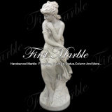 Hand-Carved Sculpture for Home Decoration Ms-449