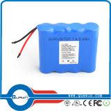 Protected 18650 Li Ion Battery 11.1V 9300mAh Rechargeable Battery