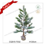 120cm Eco-Friendly Christmas Decoration Gift Tree Home Decor Craft