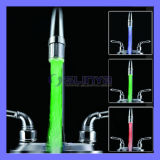 3 Colors Water Temperature Sensor Control RGB LED Kitchen Faucet (SL-A6)