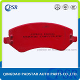 China Manufacturer High Quality Small Passenger Car Brake Pad