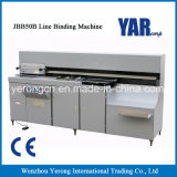 Big Promotion Jbb50b Line Book Binding Machine with Manual Cover