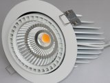 40W/45W Adjustable Embedded COB LED Trunk Downlight