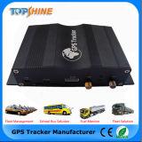 Double Camera 5 SIM Fuel Sensor Vehicle GPS Tracker
