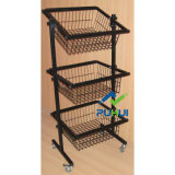 3 Tier Ajustable Wire Basket (PHY536)