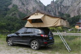 Manufacturers 1 or 2 Person Type Canvas Aluminum Pole Foldable Auto Camping Car Roof Top Tent
