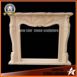 Limestone Fireplace Mantel Marble Granite Fireplace Surround
