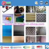 304 Mirror Stainless Steel Sheet for Construction