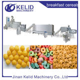 New Products Automatic Extruded Corn Flakes Machinery