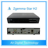 Combo Receiver DVB-S2 DVB-T2 Zgemma-Star H2 Digital Satellite Finder
