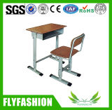 Hot Sale Student Desk and Chair Set (SF-23S)