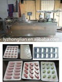 Dpp-260 High Quality Automatic Capsule Blister Packing Machine for Pharmaceutical