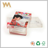 Hot Selling Transparent Plastic Cosmetic Box