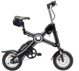 2 Wheels Folding Bicycle with Brushless 350W and Remove Battery