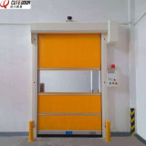 High Quality Flexible PVC Self Repair Fast Roller Shutter Doors