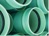 Supper Quality UPVC Pipes for Water Supply ISO1452 Sch80 Sch40